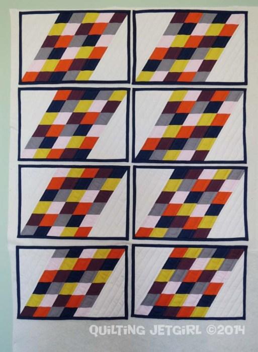 Parallelogram Placemats