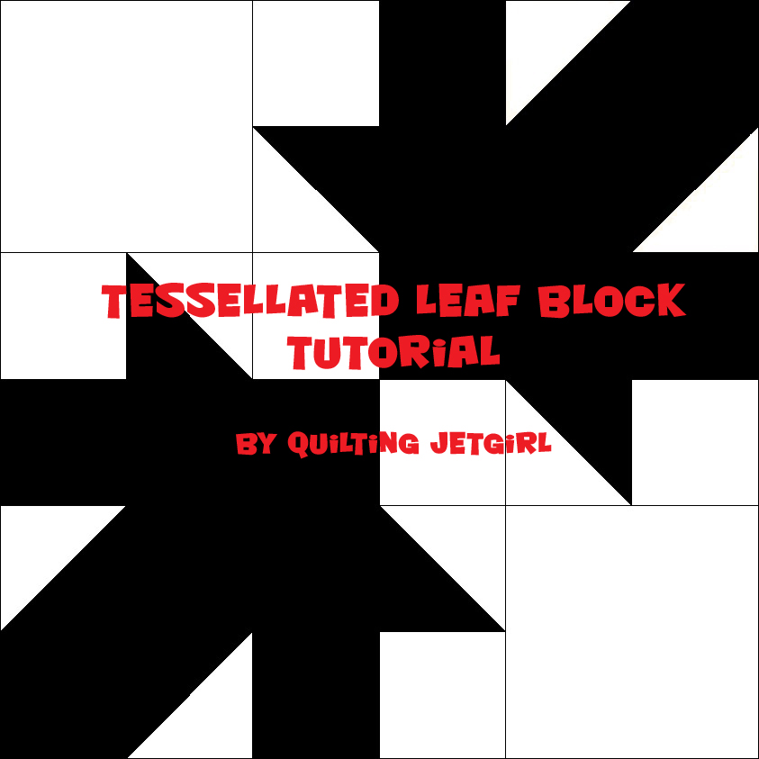 Tessellated Leaf Block Tutorial