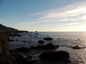 Coastal Sunset - 12/27/2014