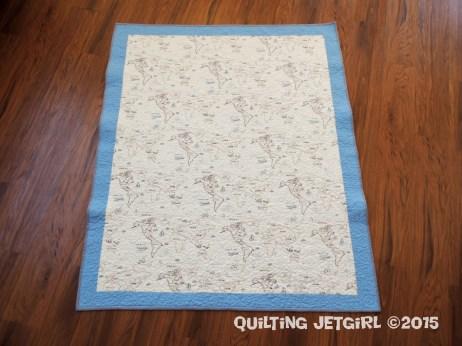 Baby Sheet Quilt (10)