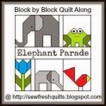 Elephant Parade QAL