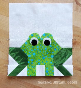 Frog Block