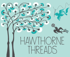 Hawthorne Threads Logo