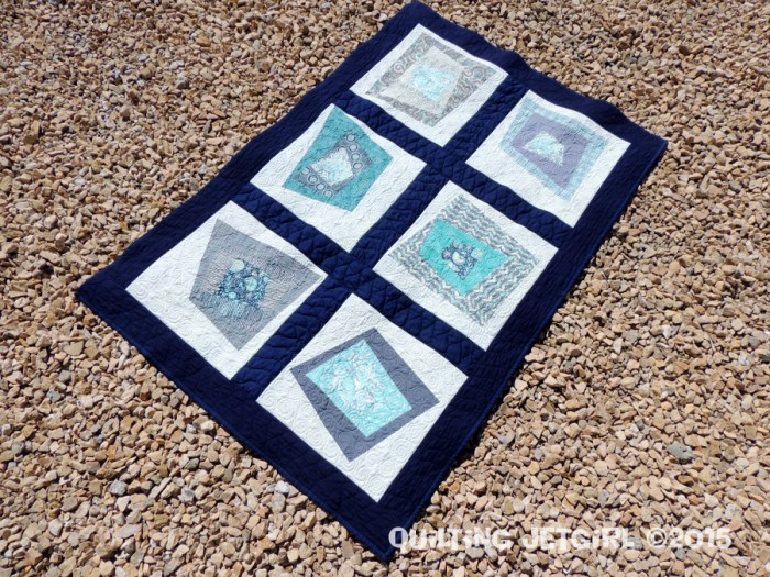 Collaborative Baby Quilt