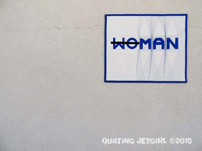 Reclamation Project I: Woman