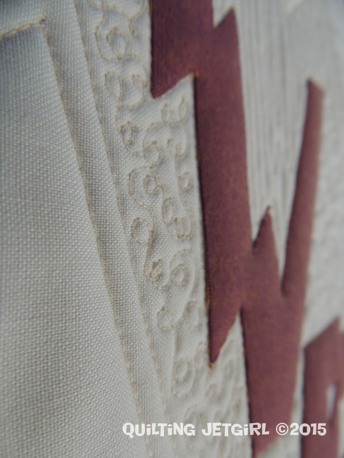 Reclamation Project II - Quilt Detail
