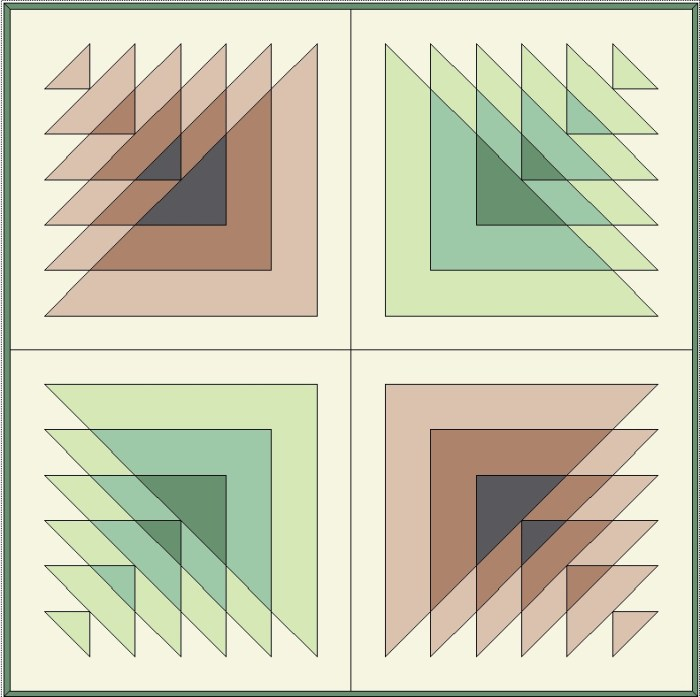 Quilting Jetgirl QDAD Quilt Design for August 16, 2014