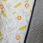 Baby Sheet Quilt