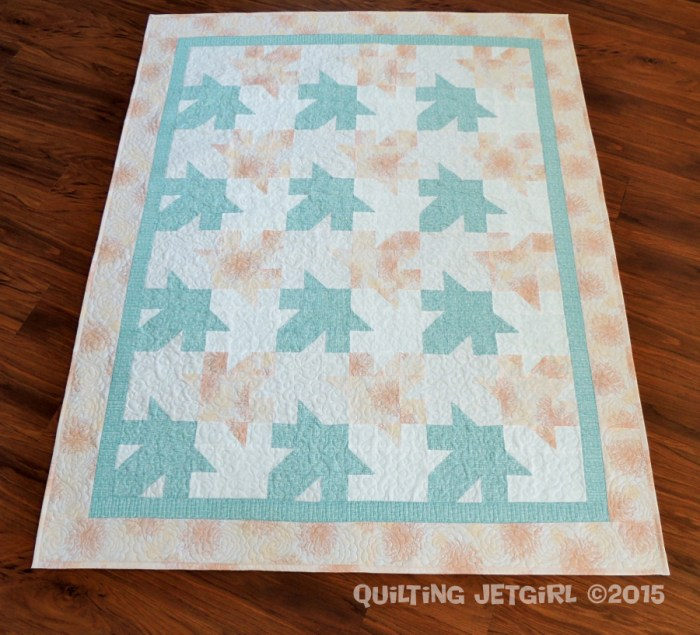 Collaborative Baby Quilt II