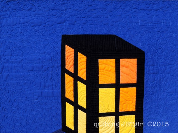 Be The Light Lantern Quilt - Quotes