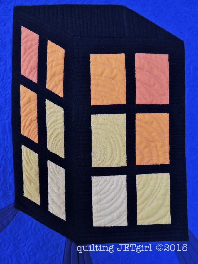 Be The Light Lantern Quilt