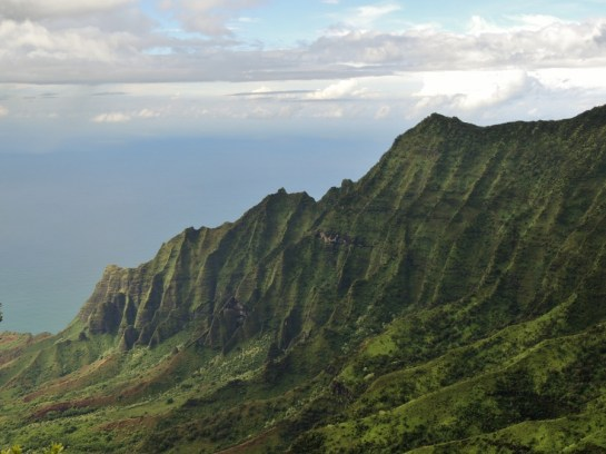 View from Pihue Trail