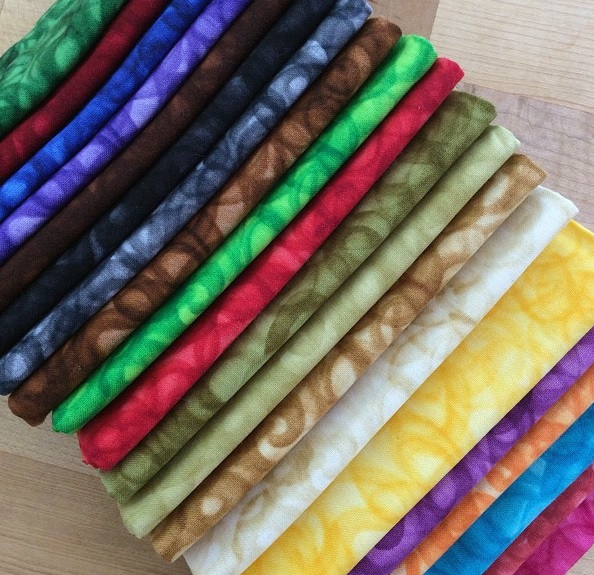 Blank Quilting Fusion Illusion 20pc Fat Quarter Bundle