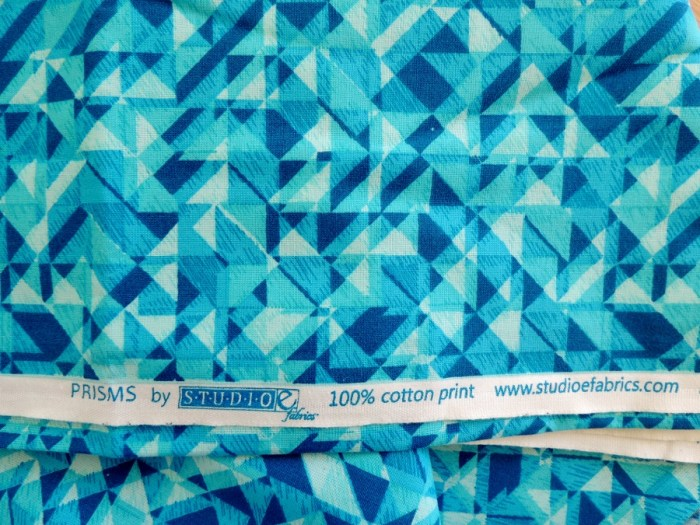 Prisms in Aqua