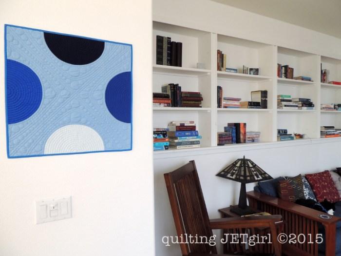 Connection Block Mini Quilt