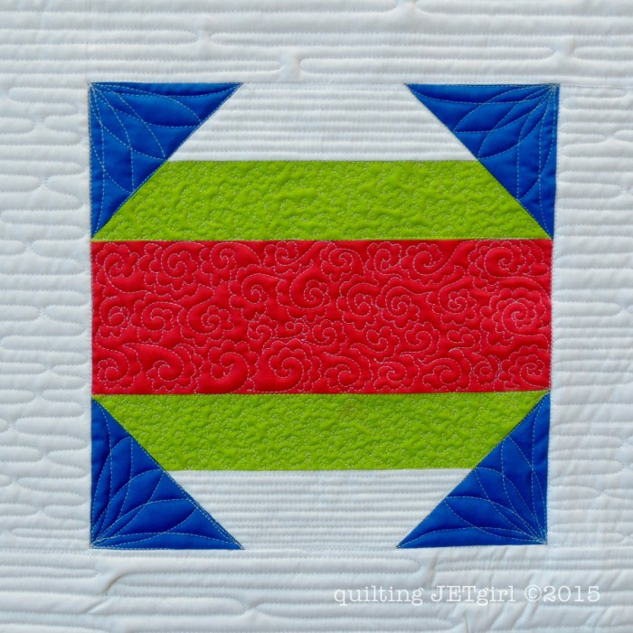 Block by Sarah @Sarah Goer Quilts