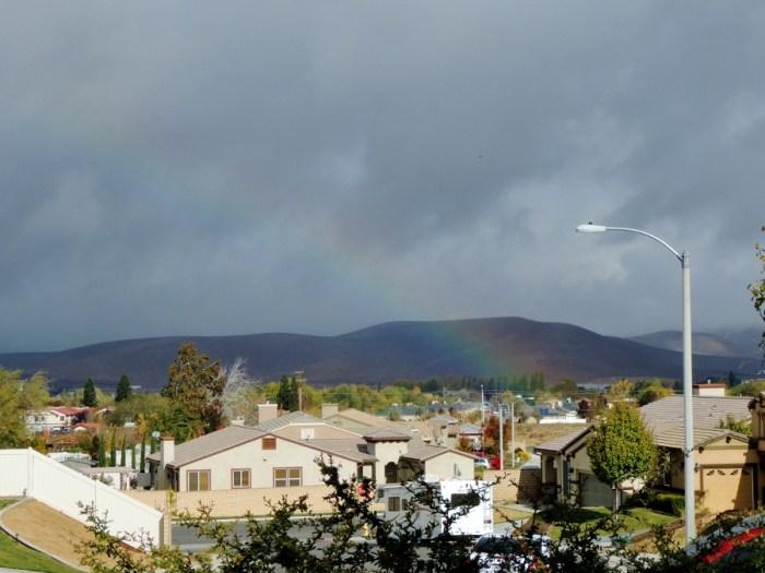 Monday Morning Rainbow