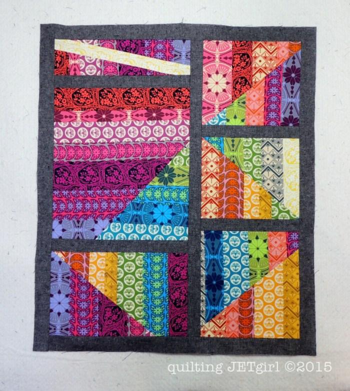 AMH Scrap Mini Quilt