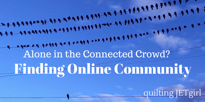 Finding Online Community