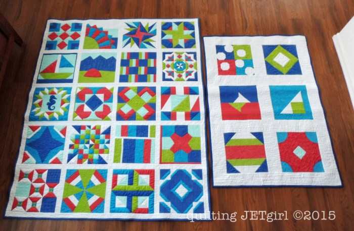 Charity Quilts Post Wash