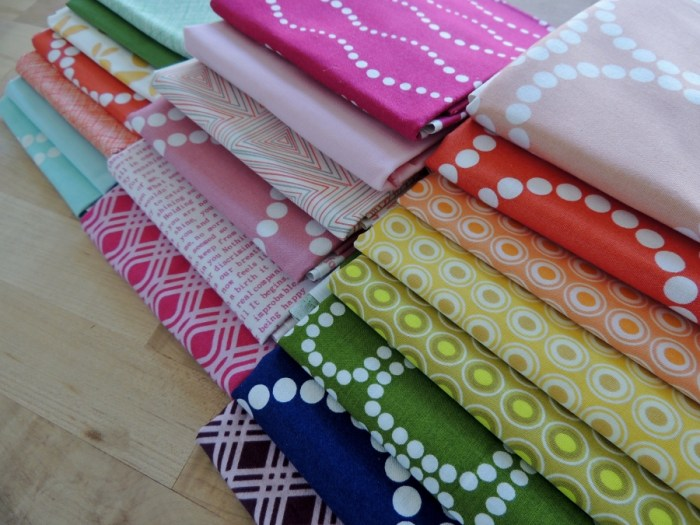 Final Stash Additions from Cuts of Cotton