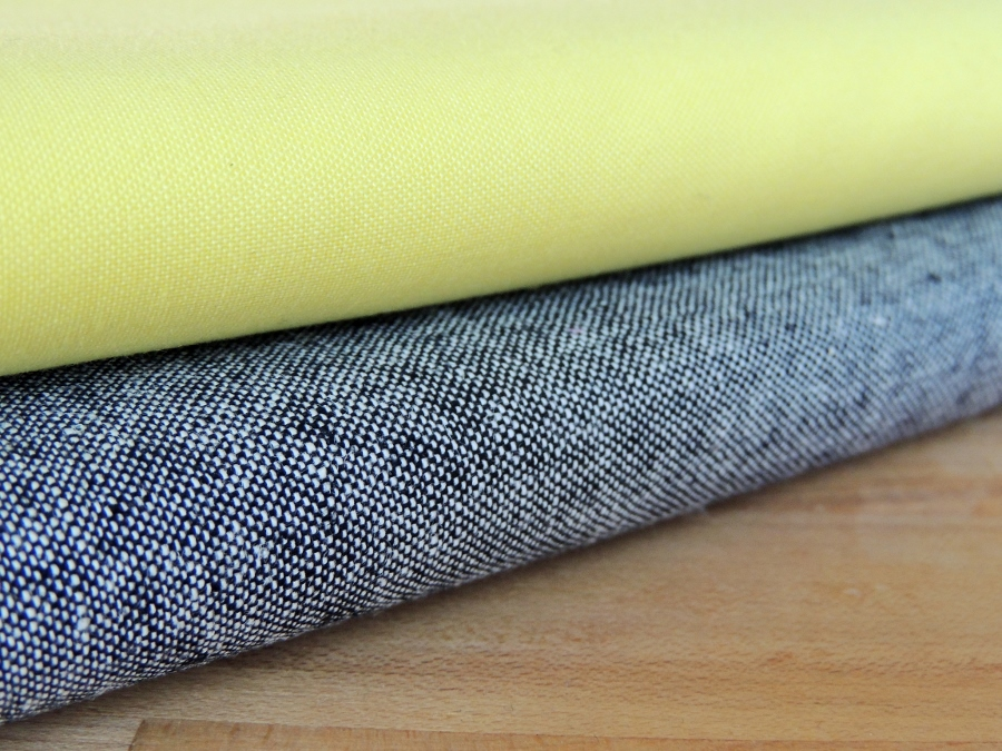 Kona Highlight and Black Essex Linen