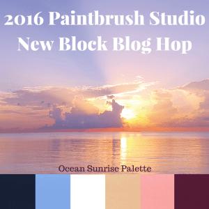 Ocean Sunrise Palette