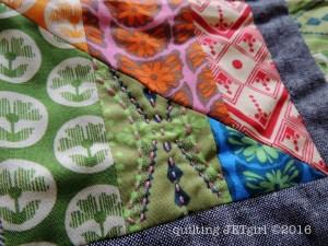 AMH Mini Quilt - Details