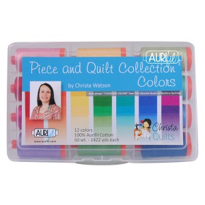 Piece and Quilt Collection, Colors by Christa Watson