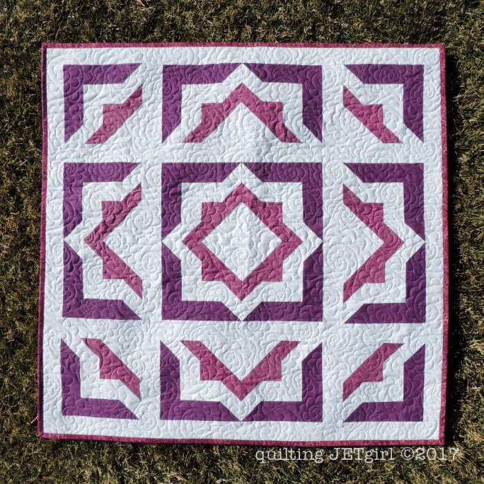Thorn Baby Quilt