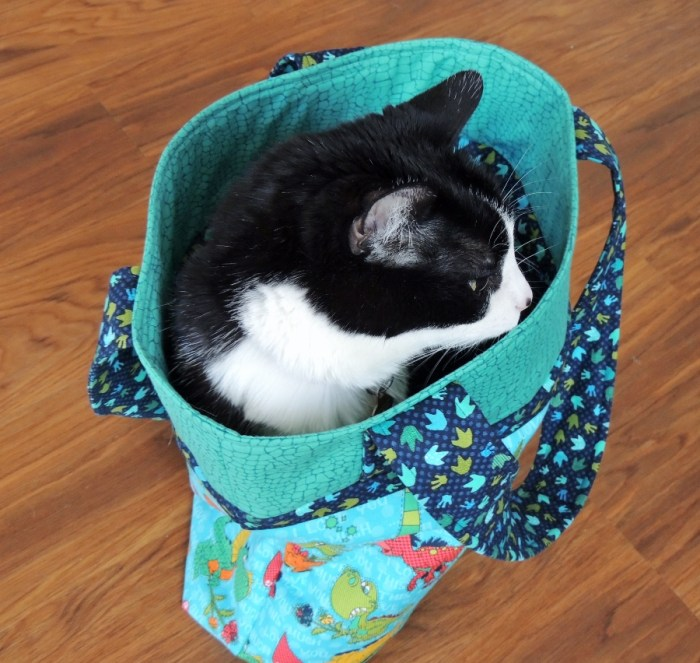 Busy Bag Inspection