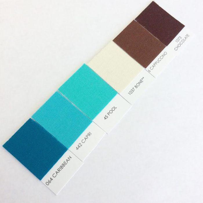 Color Chip Palette