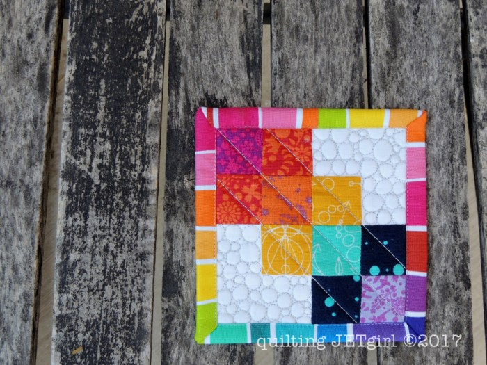 Patreon Mini Mini Quilt