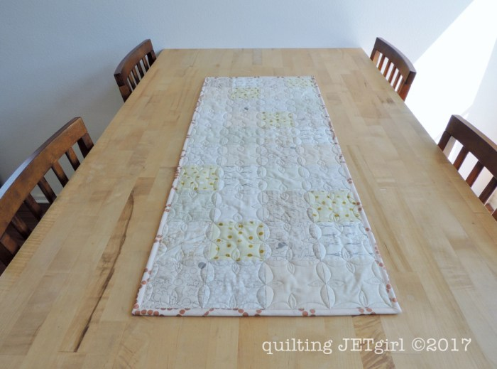 Making Connections Table Runner