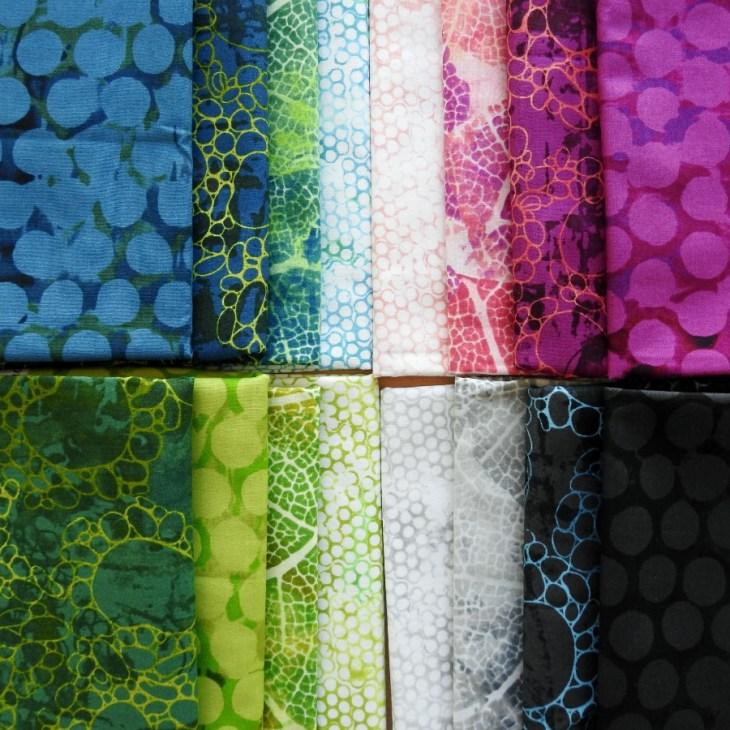Urban Garden by Leslie Tucker Jenison for RJR Fabrics