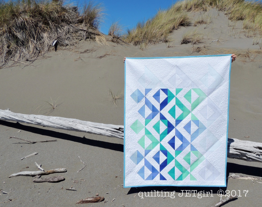 Skydust Quilt {Pattern Test}