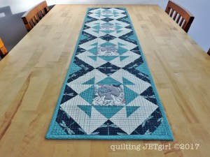 Jackknife Table Runner