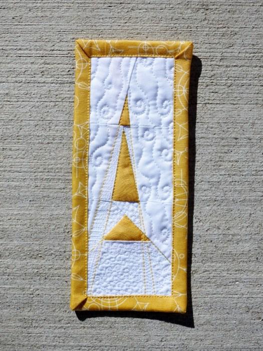 Joy Mini Mini Quilt