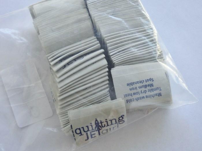 Quilting Jetgirl Dutch Label Shop Woven Labels