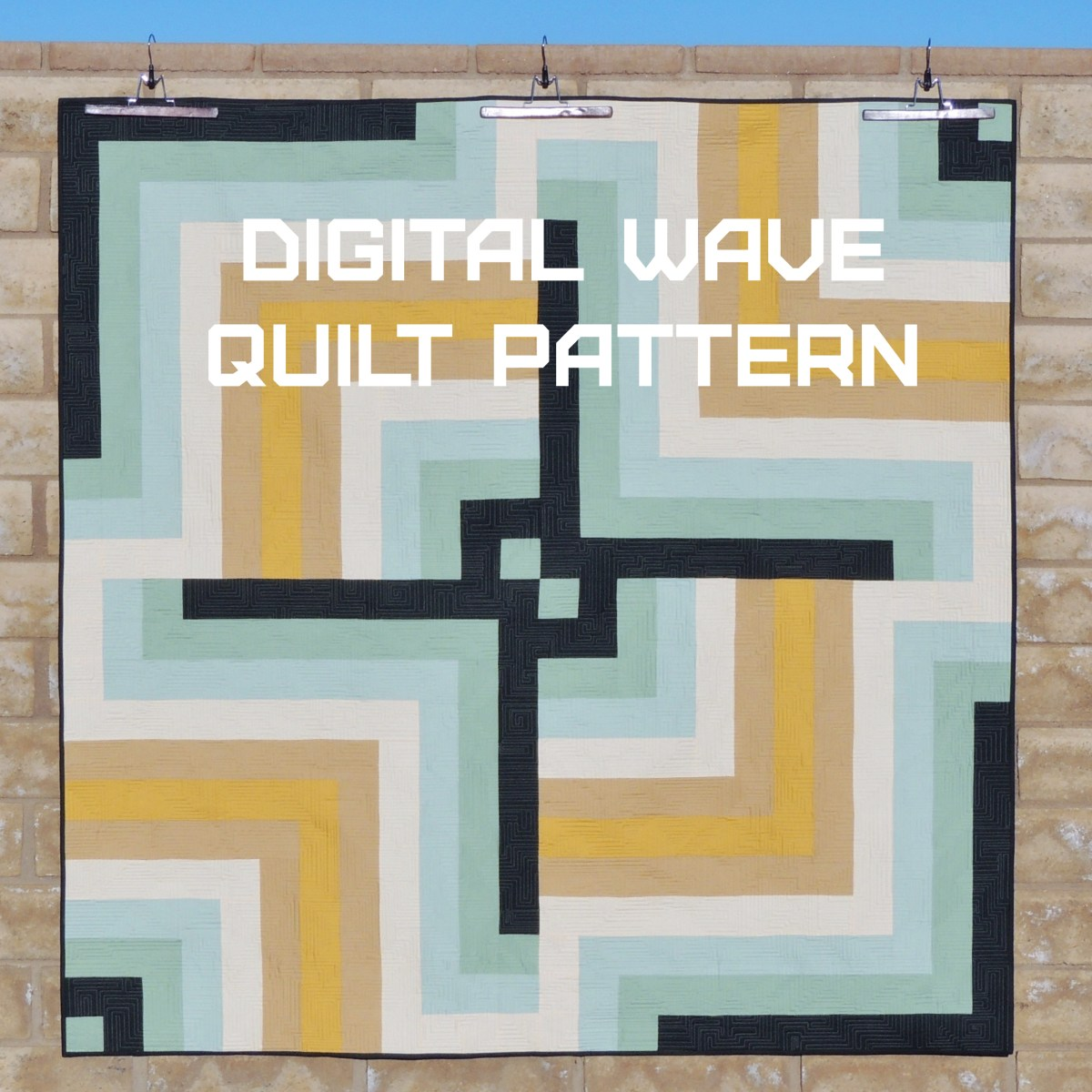 Digital Wave Pattern Release