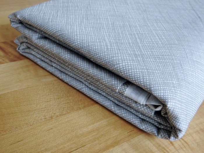 "BackSide Fabrics - 108"" Widescreen by Carolyn Friedlander Wide Quilt Backing - Grey"