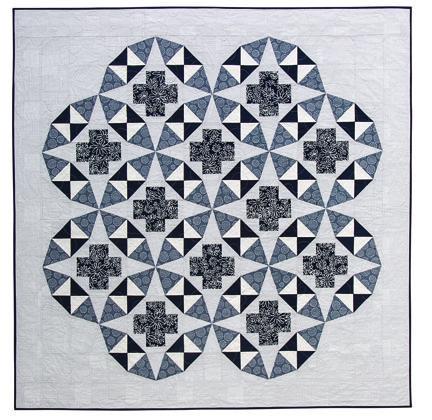 Kaleidoscope Plus - photo credit of C&T Publications
