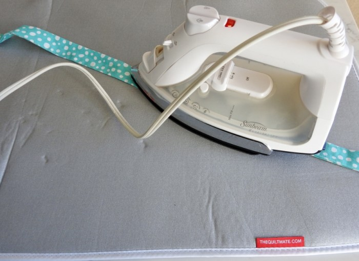 TheQuiltMate Product Review: Quick Press!