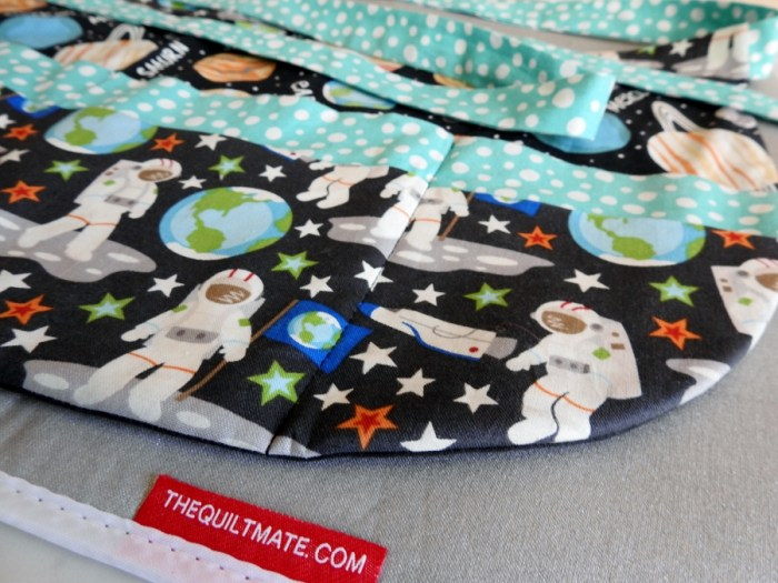 TheQuiltMate Product Review: All Done!