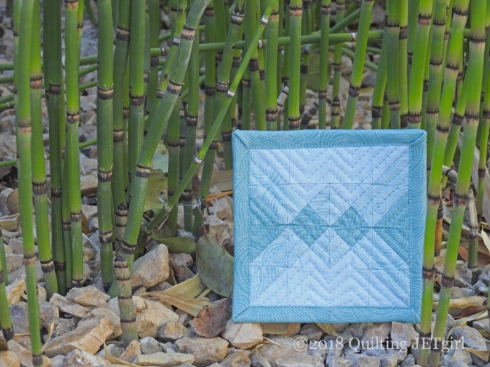 June Patreon Mini Mini Quilts - Prints, Transparency