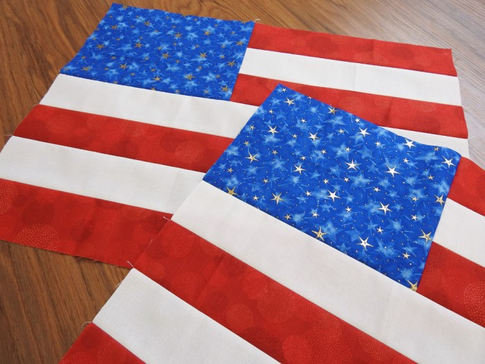 Flags for Sue