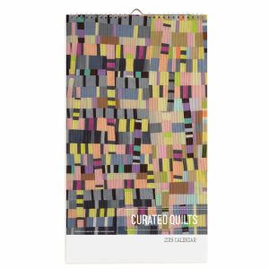 Curated Quilts 2019 Calendar