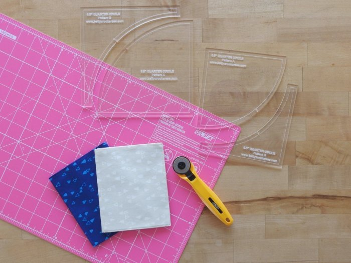 Quarter Arch Tutorial - Materials