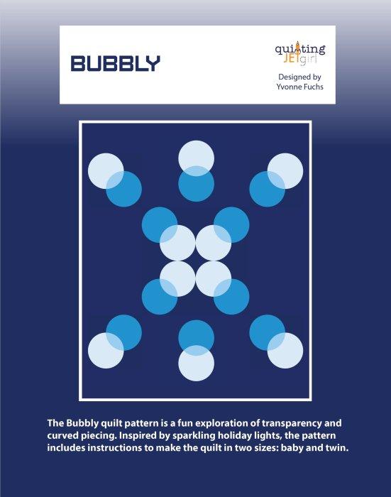Bubbly - 2019 Patreon Pattern