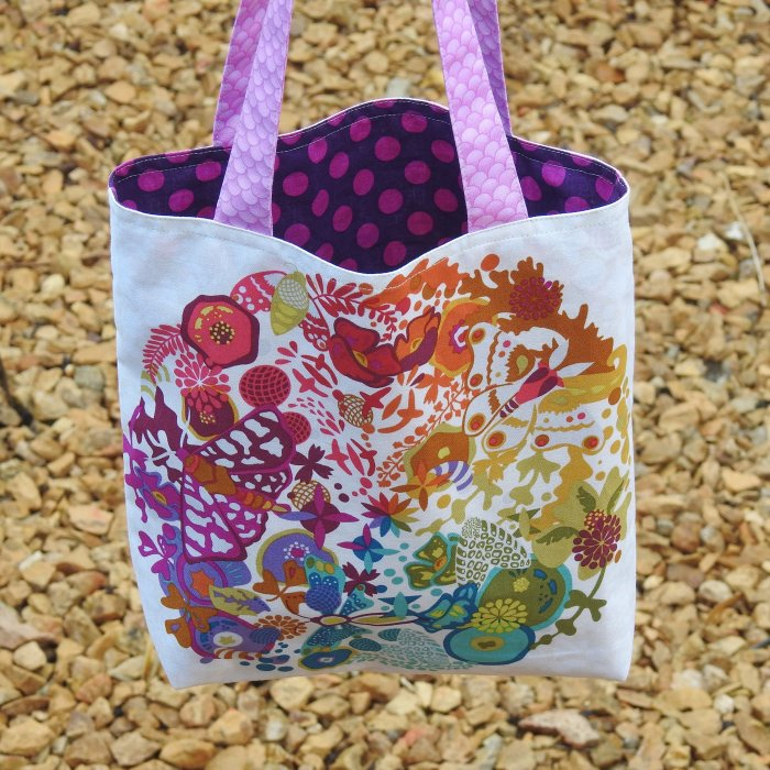 Bag for Lucy - Easy Fat Quarter Bag